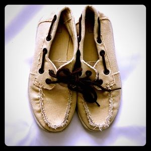 Janie & Jack canvas shoes